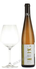 Domaine Bott-Geyl Riesling Jules Geyl Французское вино Домен Ботт-Гейл Рислинг