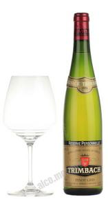 Trimbach Pinot Gris Reserve Personnelle Французское вино Тримбах Пино Гри Резерв Персонель