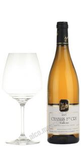 Domaine Jean Collet et Fils Chablis Premier Cru Vaillons Французское вино Домен Жан Колле э Фис Шабли Премье Крю Вайон