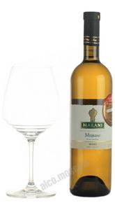 Marani Mtsvane Грузинское вино Марани Мцване