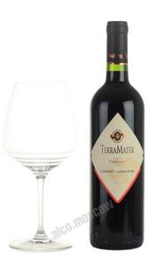 Terramater Cabernet Sangiovese чилийское вино Терраматер Каберне Санджовезе