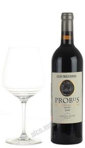 Probus Malbec Grand Vin De Cahors Французское вино Пробус Мальбек