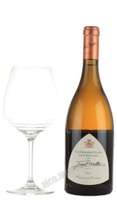 Joseph Mellot Grande Cuvee des Edvins Pouilly Fume Французское вино Жозеф Мелло Гранд Кюве де Эдвинс Пуйи Фюме