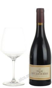 Prieure Saint Jean de Bebian Французское вино Приёр де Сен Жан де Бебиан Красное