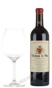 Chateau le Puy Emilien Французское вино Шато лё Пюи Эмильен