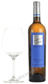 Domaine de Tara Hautes Pierres Cotes du Ventoux Французское вино Домен Де Тара От Пьер Кот Дю Ванту