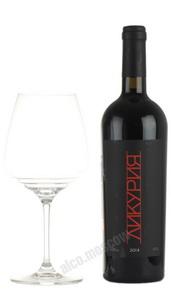 Likuria Российское вино Ликурия 0.75 красное
