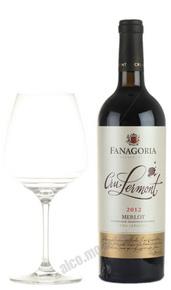Cru Lermont Merlot Российское вино Крю Лермонт Мерло