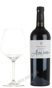 Ataman Grand Reserve Saperavi Российское вино Атаман Гранд Резерв Саперави