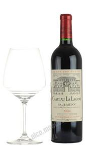 Chateau La Lagune Haut-Medoc Grand Cru Classe 2000 Французское вино Шато Ля Лагун Гран Крю Классе 2000