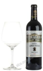 Chateau Leoville Barton 2007 Французское вино Шато Леовиль Бартон 2007