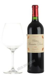 Chateau Branaire-Ducru 2007 Французское вино Шато Бранер-Дюкрю 2007