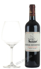 Chateau Beychevelle Французское вино Шато Бейшвель