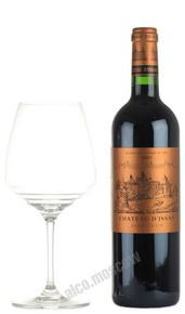 Chateau d Issan 2007 Французское вино Шато д Иссан 2007