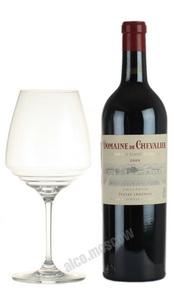 Domaine de Chevalier Pessac-Leognan Французское вино Домен де Шевалье Пессак-Леоньян