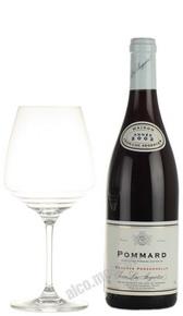 Jean-Luc Aegerter Pommard Французское вино Жан Люк Эжертер Поммар