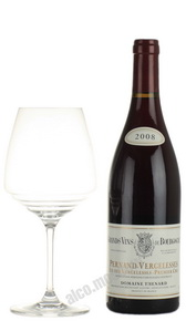 Domaine Thenard Pernand-Vergelesses Premier Cru Французское вино Домен Тенар Пернан Вержелесс Премье Крю
