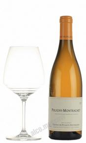 Puligny-Montrachet Французское вино Пулиньи-Монтраше