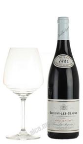 Jean-Luc Aegerter Savigny-Les-Beaune Vieilles Vignes Французское вино Жан Люк Эжертер Савиньи-ле-Бон Вьей Винь