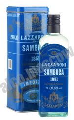 Lazzaroni 1851 0.7l самбука Лаццарони 1851 0.7 л в п/у
