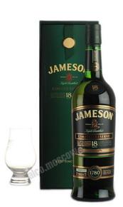 Jameson 18 years виски Джемесон 18 лет