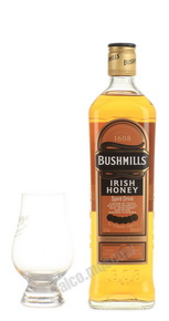 Bushmills Irish Honey Ирландский виски Бушмилс Айриш Хани