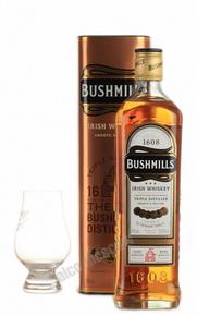 Bushmills 0.7l Ирландский виски Бушмилс 0.7л в тубе