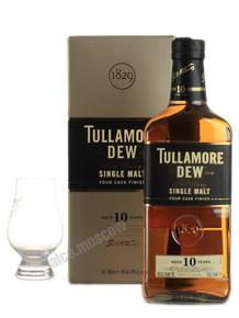 Tullamore Dew 10 years виски Талламор Дью 10 лет