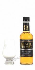 Black Velvet 350 ml виски Блэк Вельвет 0.35 л