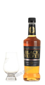 Black Velvet 500 ml виски Блэк Вельвет 0.5 л