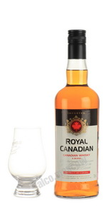 Royal Canadian 700 ml виски Ройал Канадиан 0.7 л