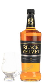Black Velvet 1 l виски Блэк Вельвет 1 л
