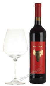 Alma Valley Tempranillo Российское вино Алма Велли Темпранильо