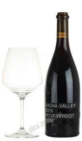 Kacha Valley Petit Verdot Российское вино Кача Велли Мальбек