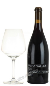 Kacha Valley Dolinnoe Red Российское вино Кача Велли Долинное Красное