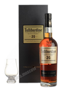 Tullibardine 20 years old виски Тулибардин 20 лет