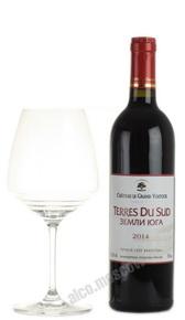 Chateau le Grand Vostock Zemli Uga Red Российское вино Шато ле Гран Восток Земли Юга Красное