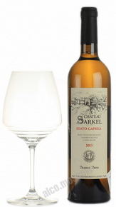 Chateau Sarkel Dolina Dona White Российское вино Шато Саркел Долина Дона Белое