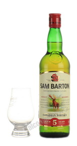 Sam Barton 5 years виски Сэм Бартон 5 лет