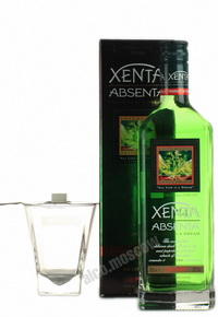 Xenta absinth Абсент Ксента в п/у