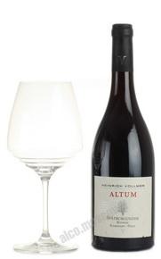 Heinrich Vollmer Altum Spatburgunder Pinot Noir немецкое вино Хейнрих Воллмер Альтум Шпетбургундер Пино Нуар