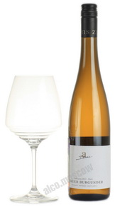 A. Diehl Grauer Burgunder Kabinett немецкое вино А. Диель Грауэр Бургундер Кабинет