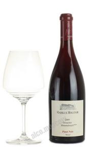 Markus Molitor Pinot Noir Graacher Himmelreich*** немецкое вино Маркус Молитор Пино НуарГраахер Химмельрайх***