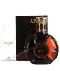 Araks 20 years Армянский коньяк Аракс 20 лет