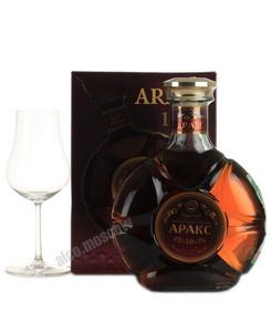 Araks 10 years 0.5l Армянский коньяк Аракс 10 лет 0.5л