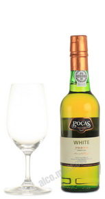 Porto Pocas White портвейн Посаш Уайт
