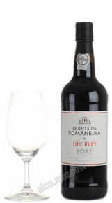 Quinta da Romaneira Fine Ruby Port портвейн Кинта да Романейра Файн Руби Порт