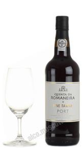 Quinta da Romaneira Fine Tawny Port портвейн Кинта да Романейра Файн Тони Порт