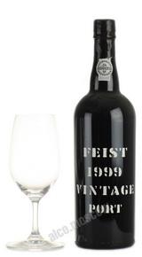 Porto Feist Vintage 1999 портвейн Файст Винтаж 1999