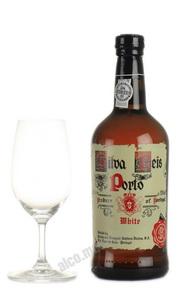 Silva Reis Porto White портвейн Сильва Рейс Порто Уайт